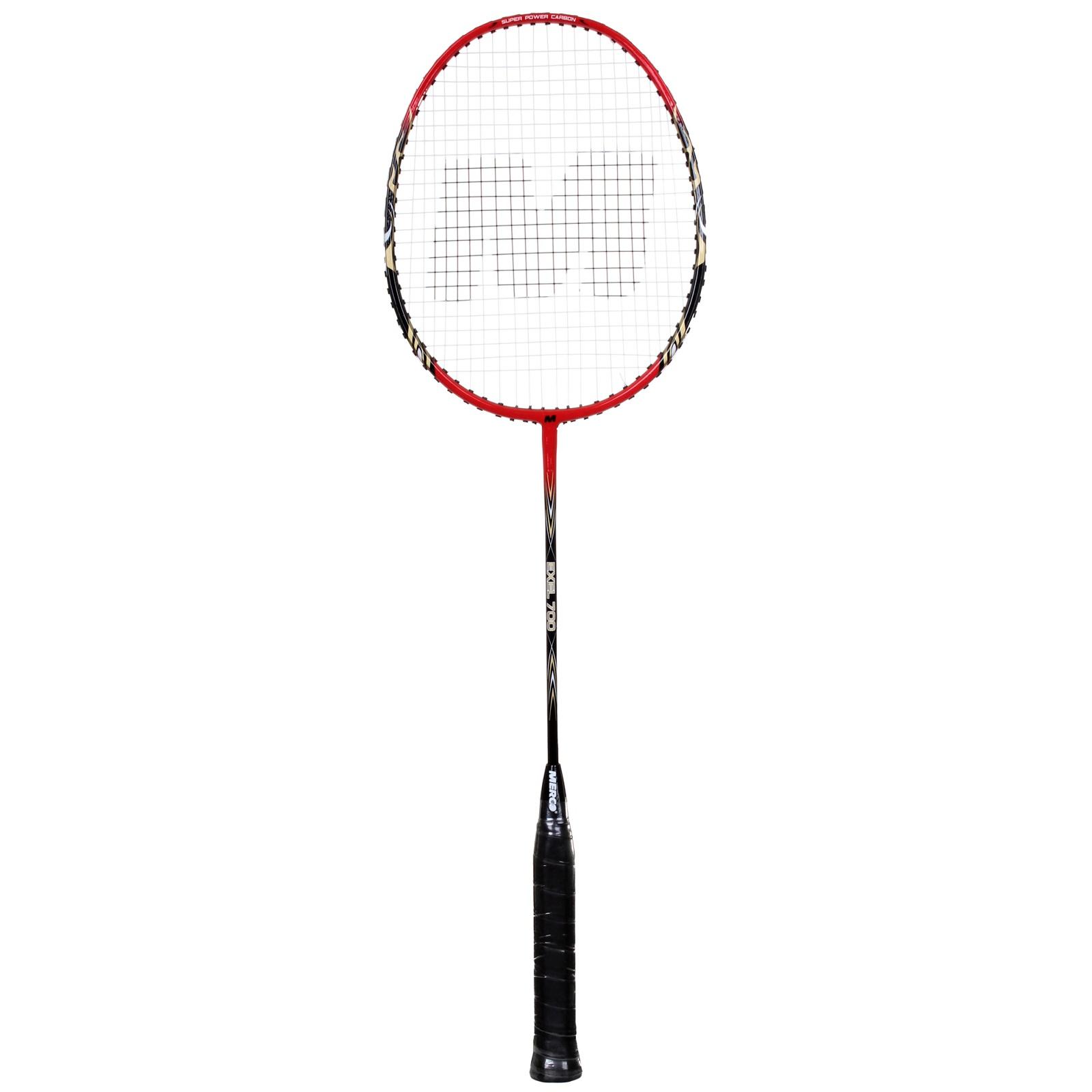 Badmintonová raketa MERCO Exel 700