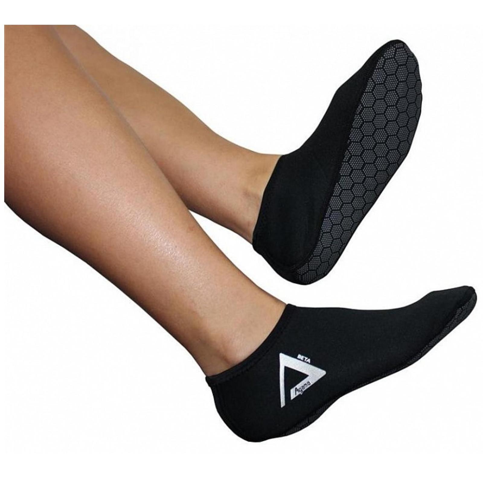 Neoprenové ponožky AGAMA Beta 1,5 mm - vel. 44-45