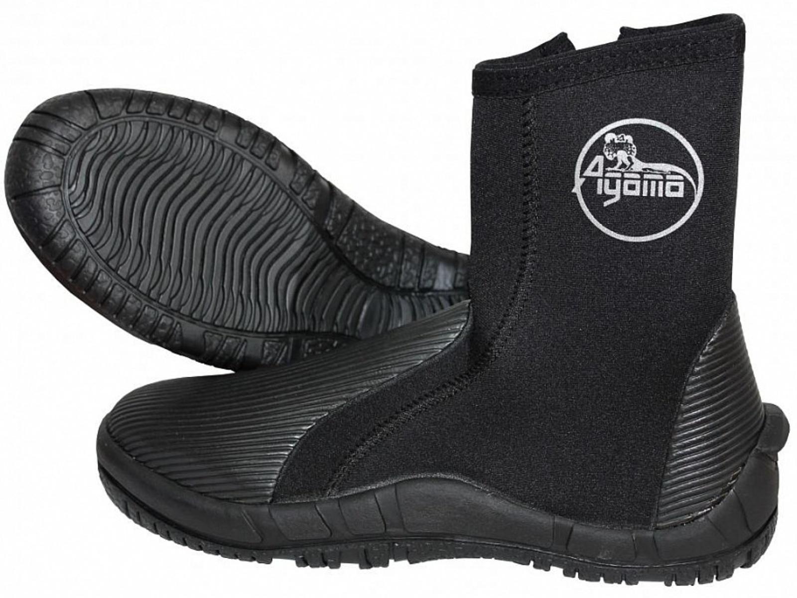 Neoprenové boty AGAMA Warcraft 5 mm - vel. 37-38