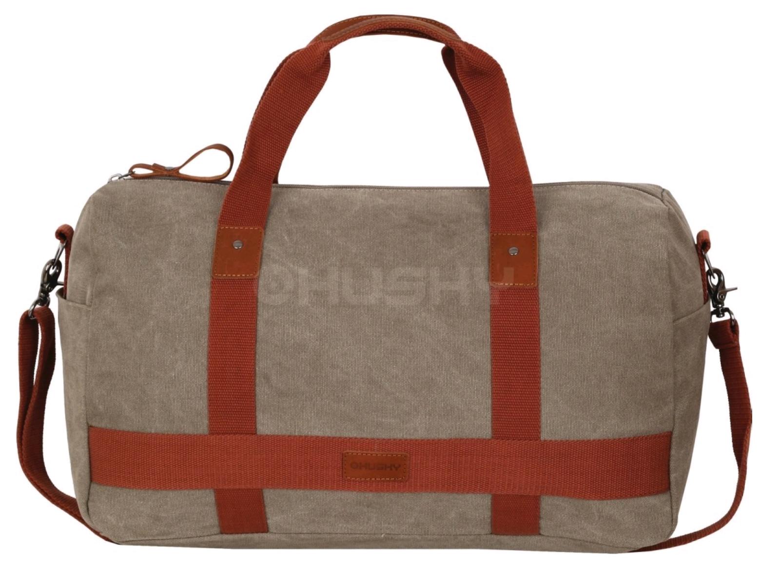 Sportovní taška HUSKY Grany 35 béžová