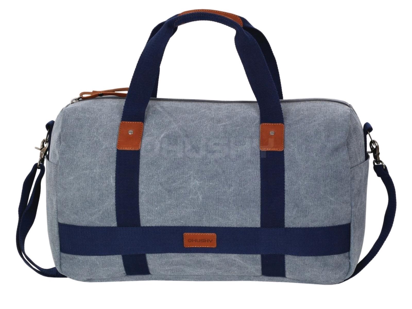 Sportovní taška HUSKY Grany 35 modrá