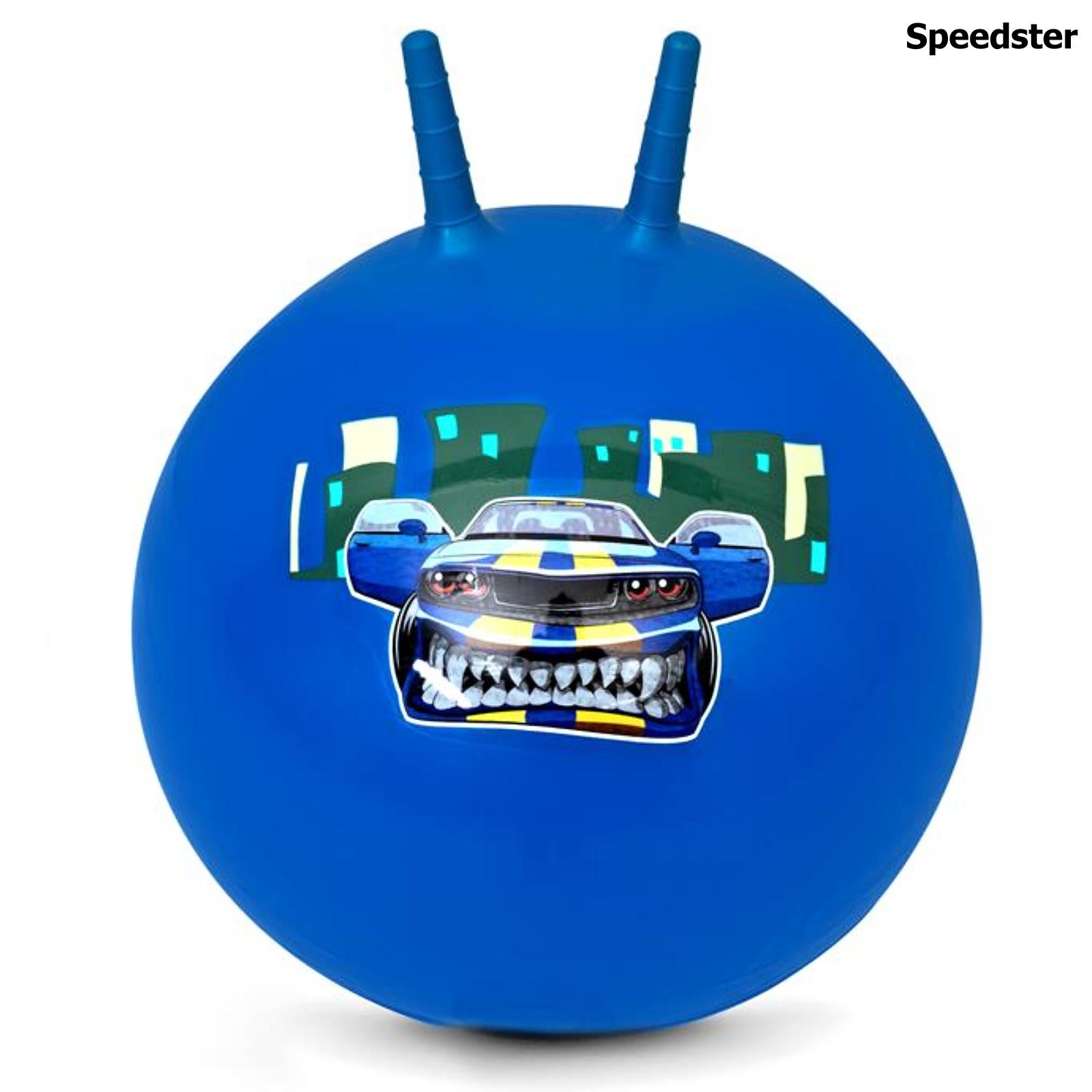 Skákací míč SPOKEY 60 cm Speedster