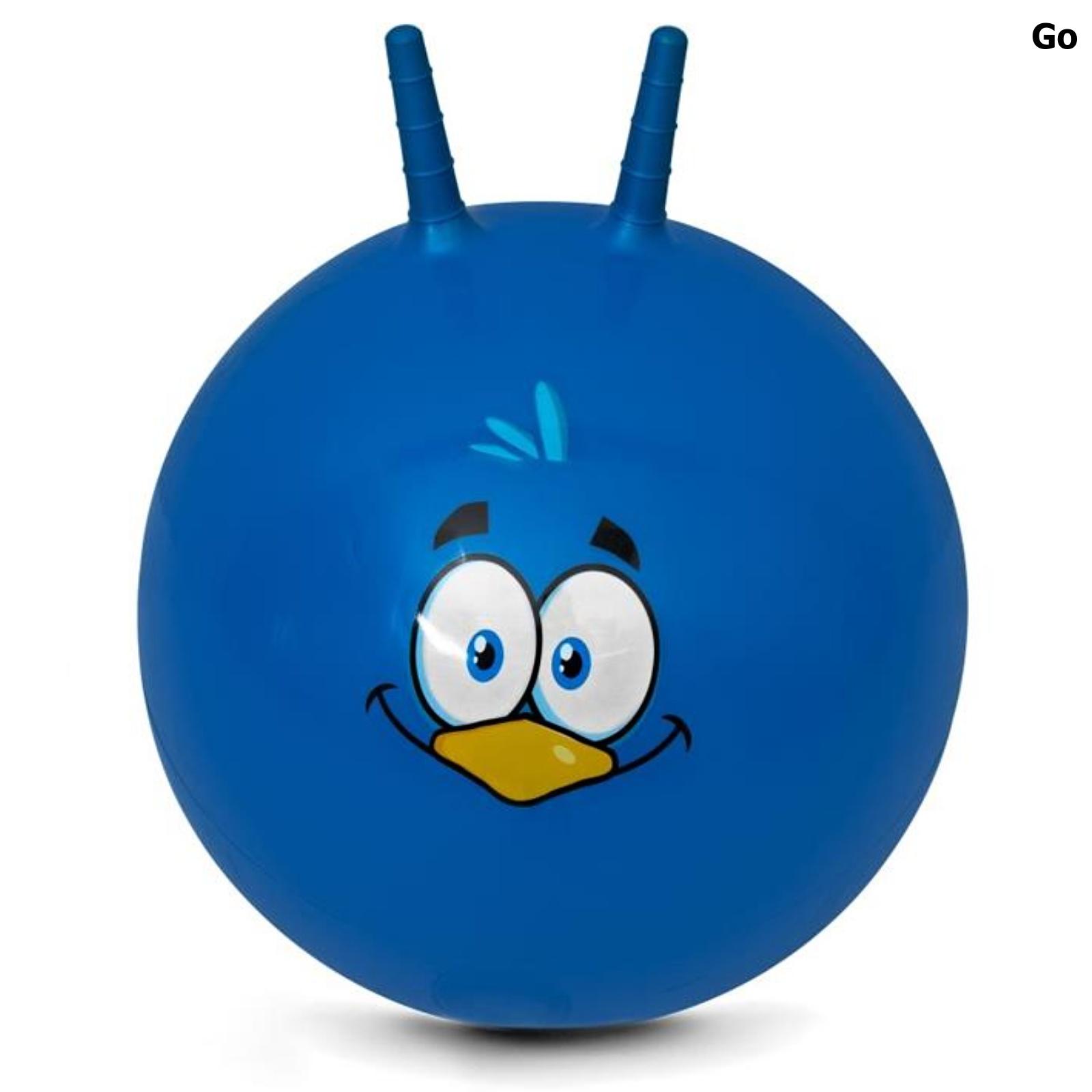 Skákací míč SPOKEY 60 cm Go