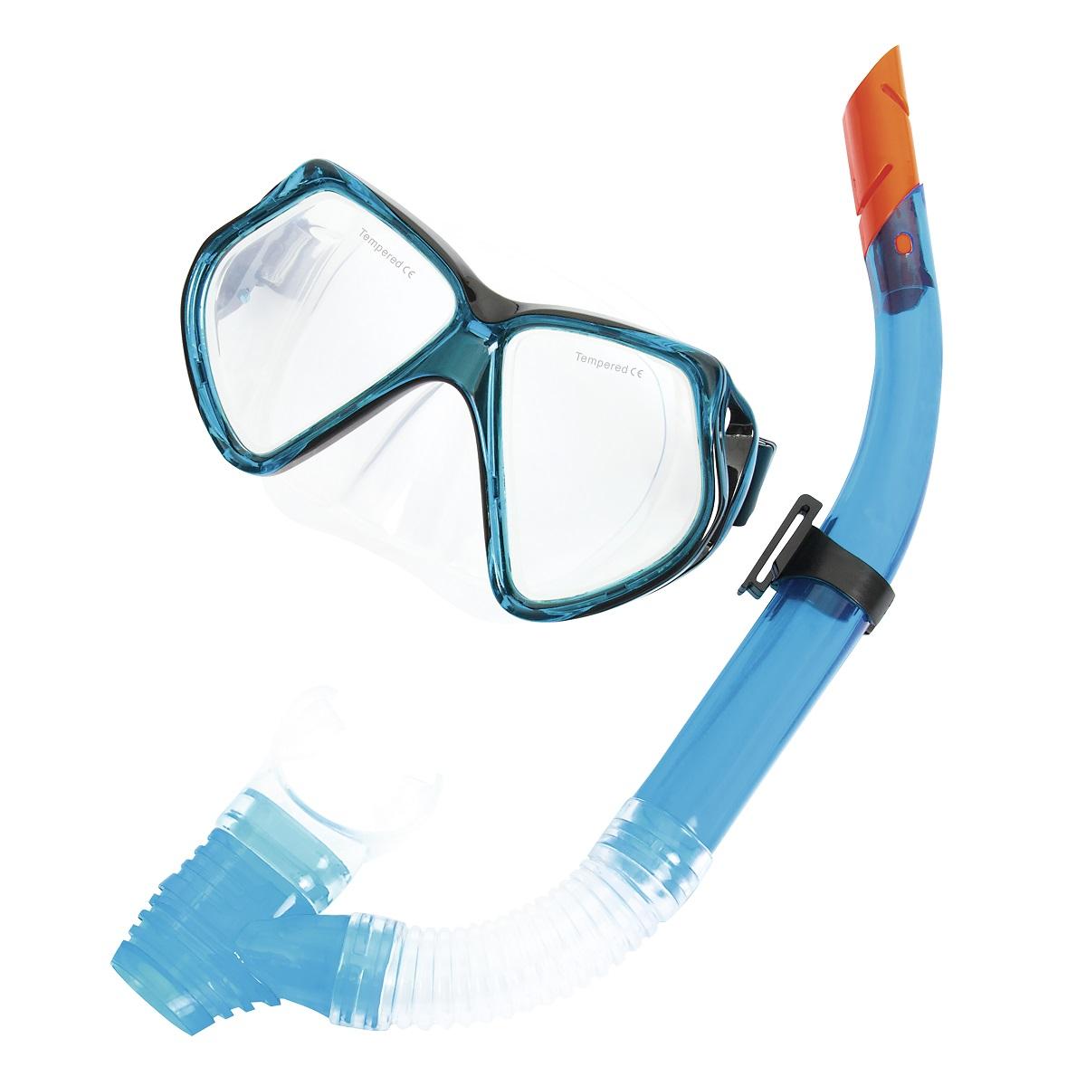Potápěčský set BESTWAY Hydro Pro 24005 - modrý