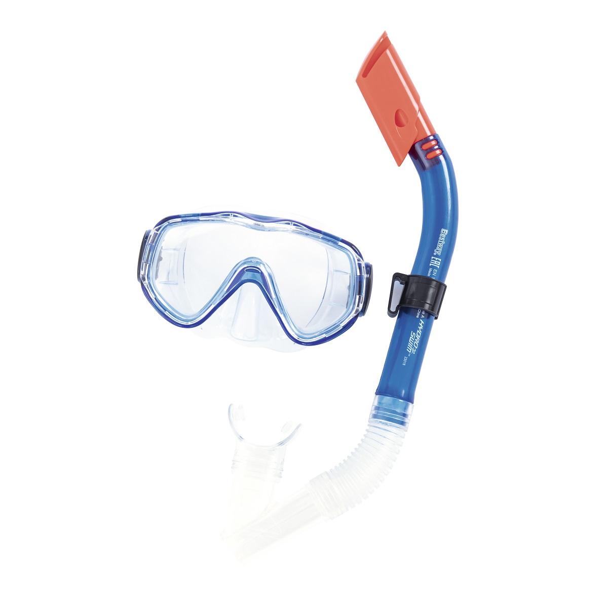 Potápěčský set BESTWAY Hydro Swim 24028 - modrý