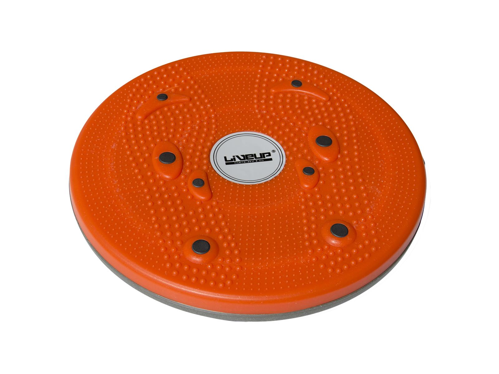 Rotana masážní s magnety 702 - oranžová
