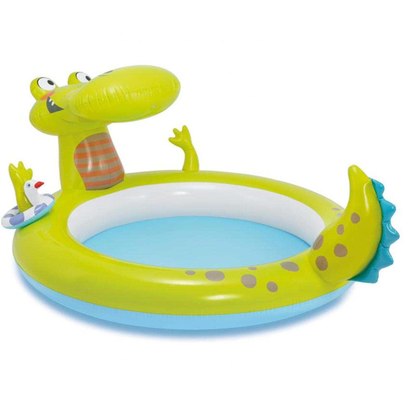 Nafukovací bazén INTEX Gator se sprchou