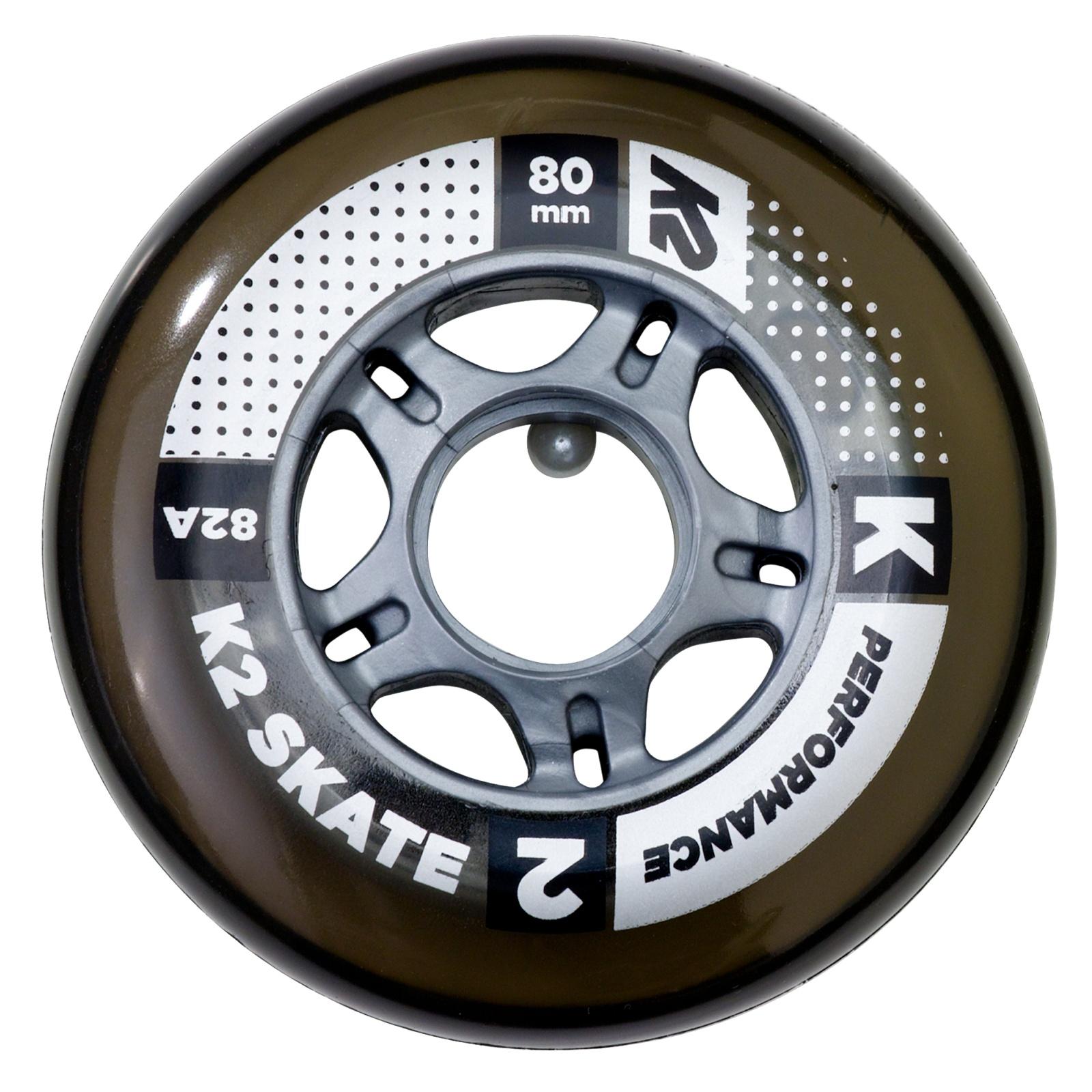 Kolečka a ložiska K2 Performance Wheel 80 mm
