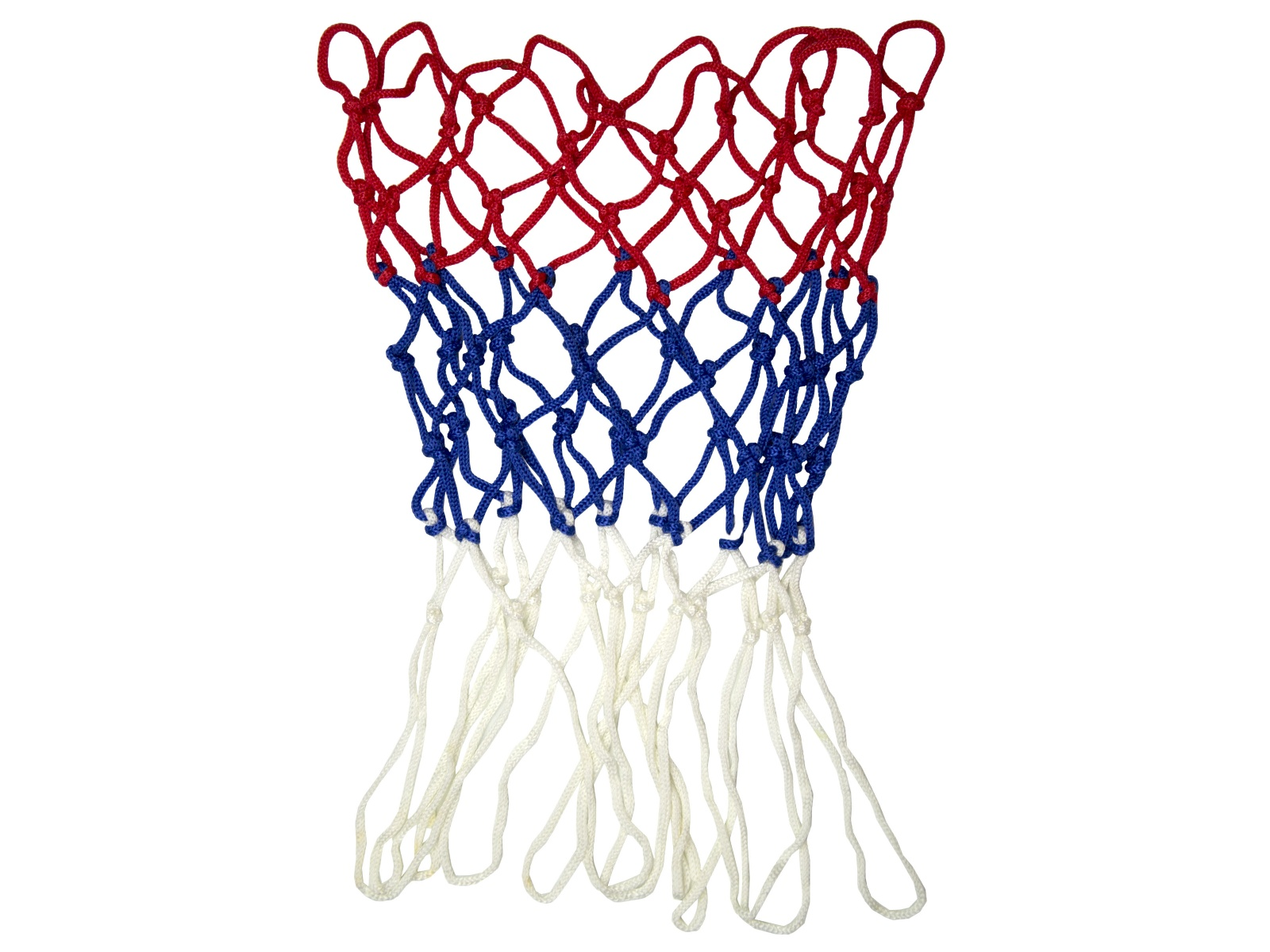 Levně Basketbalová síťka EFFEA barevná