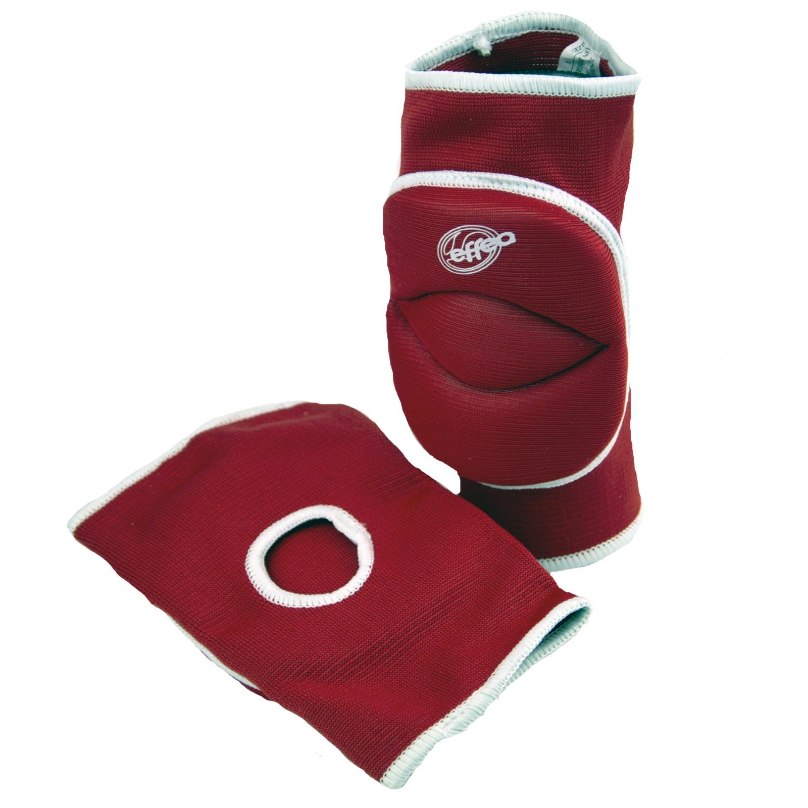 Volejbalové chrániče kolen EFFEA 6644 KD červené