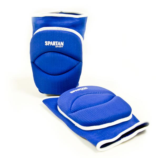 Volejbalové chrániče SPARTAN 144 - senior - modrá