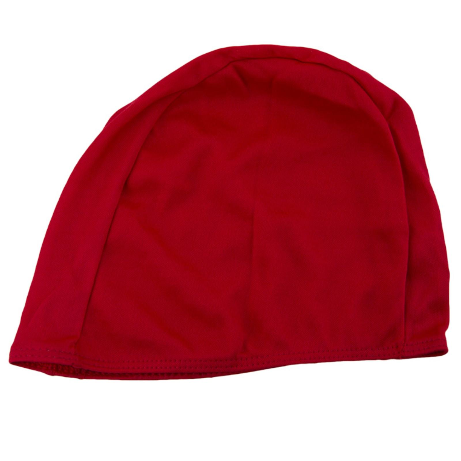Koupací čepice Polyester 1901 junior - červená