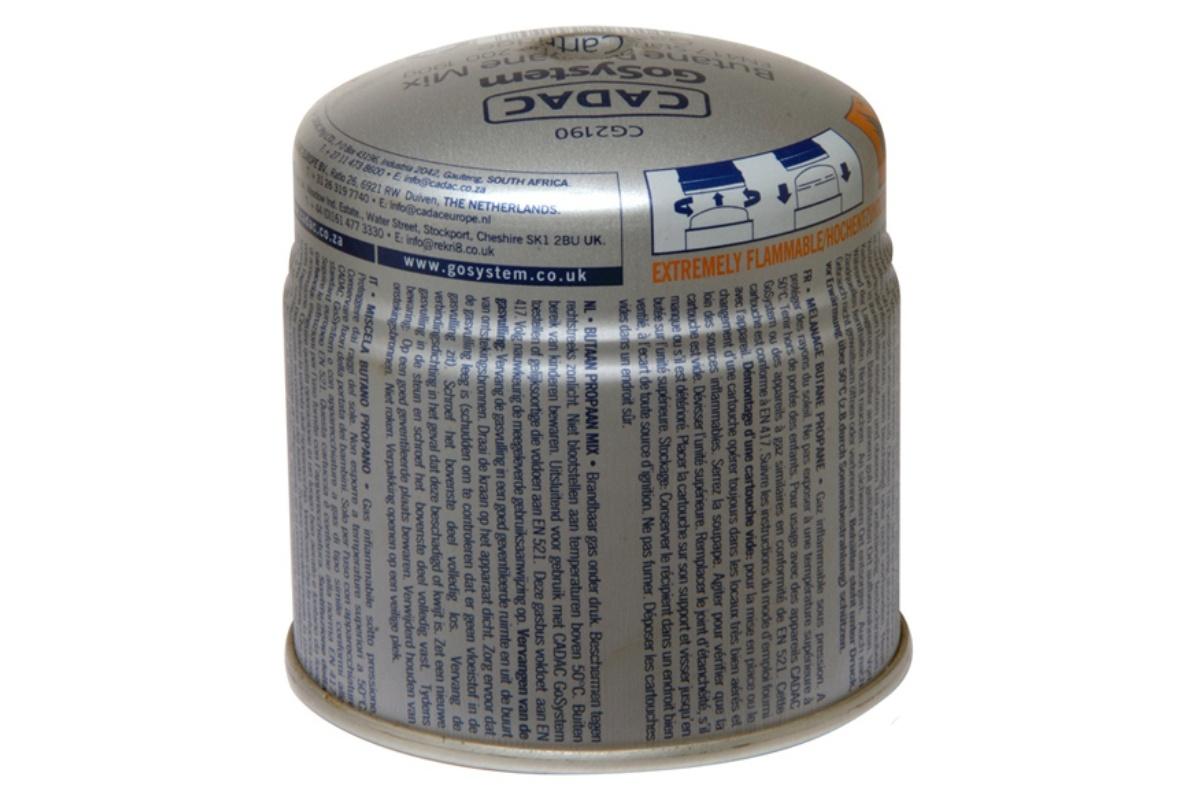 Kartuše plynová CADAC 190 g