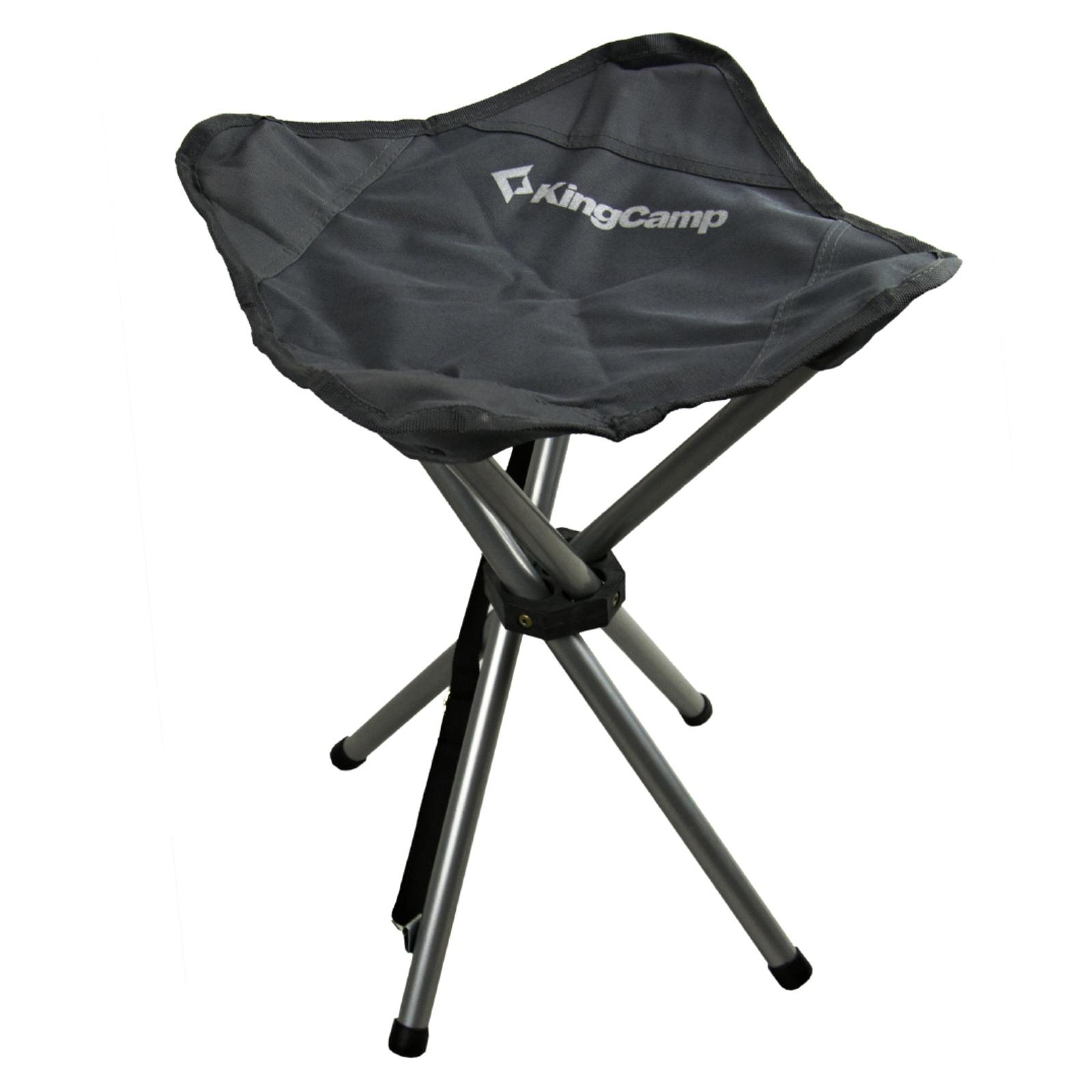 Kempingová stolička KING CAMP Alu - X