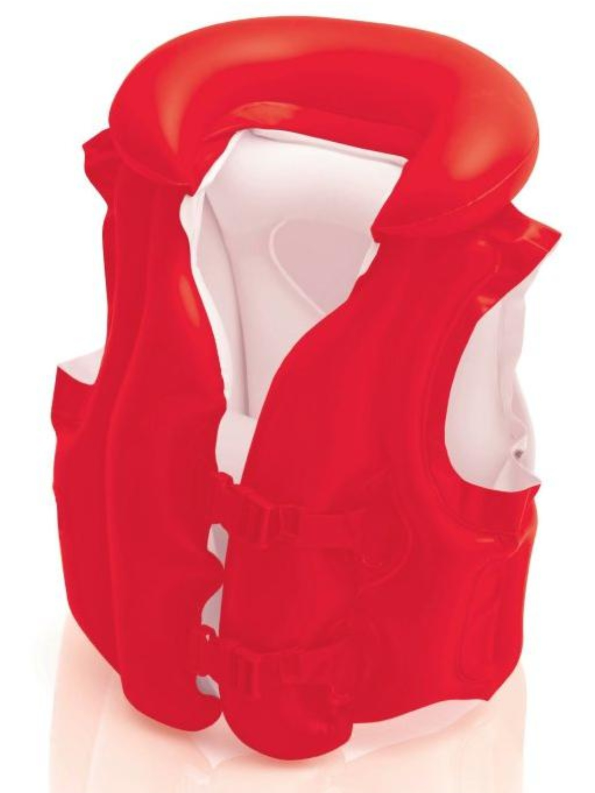Nafukovací plavecká vesta INTEX Deluxe