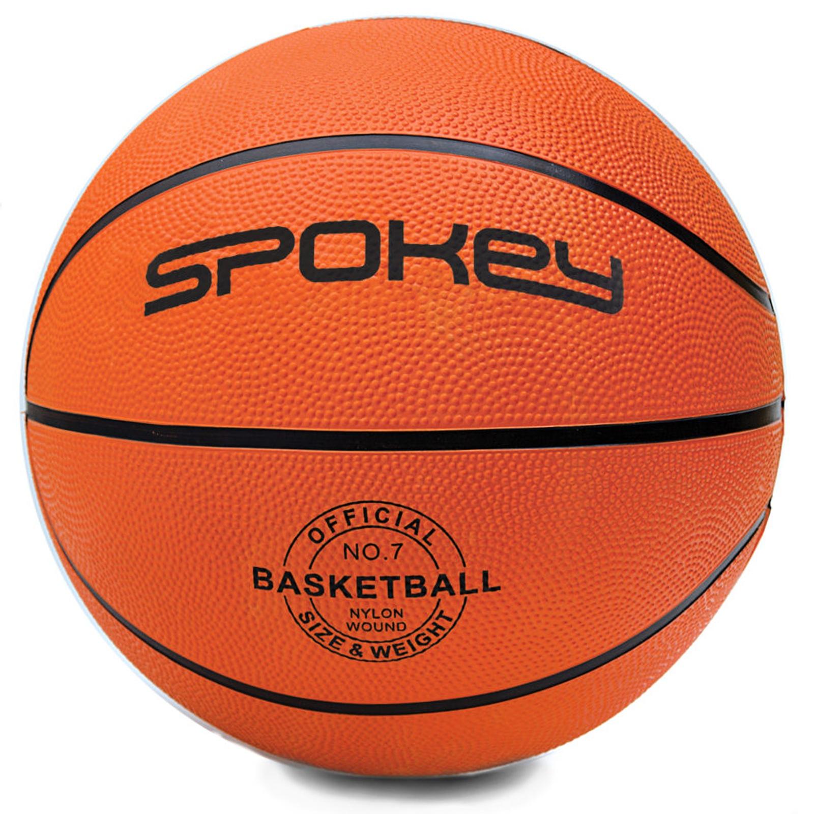 Basketbalový míč SPOKEY Cross 7