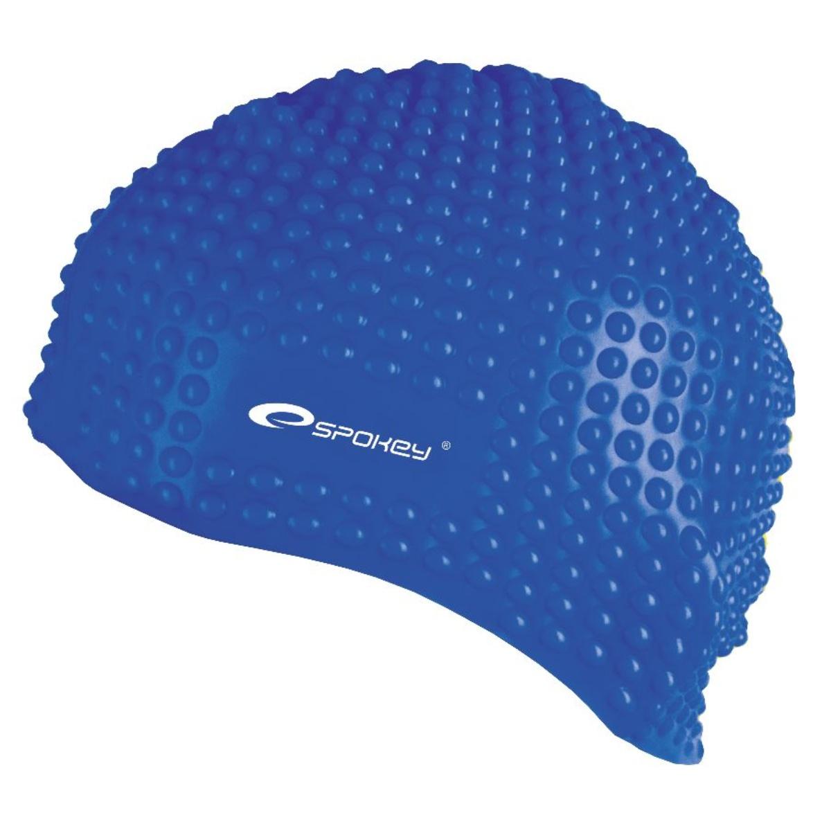 Plavecká čepice SPOKEY Belbin - modrá