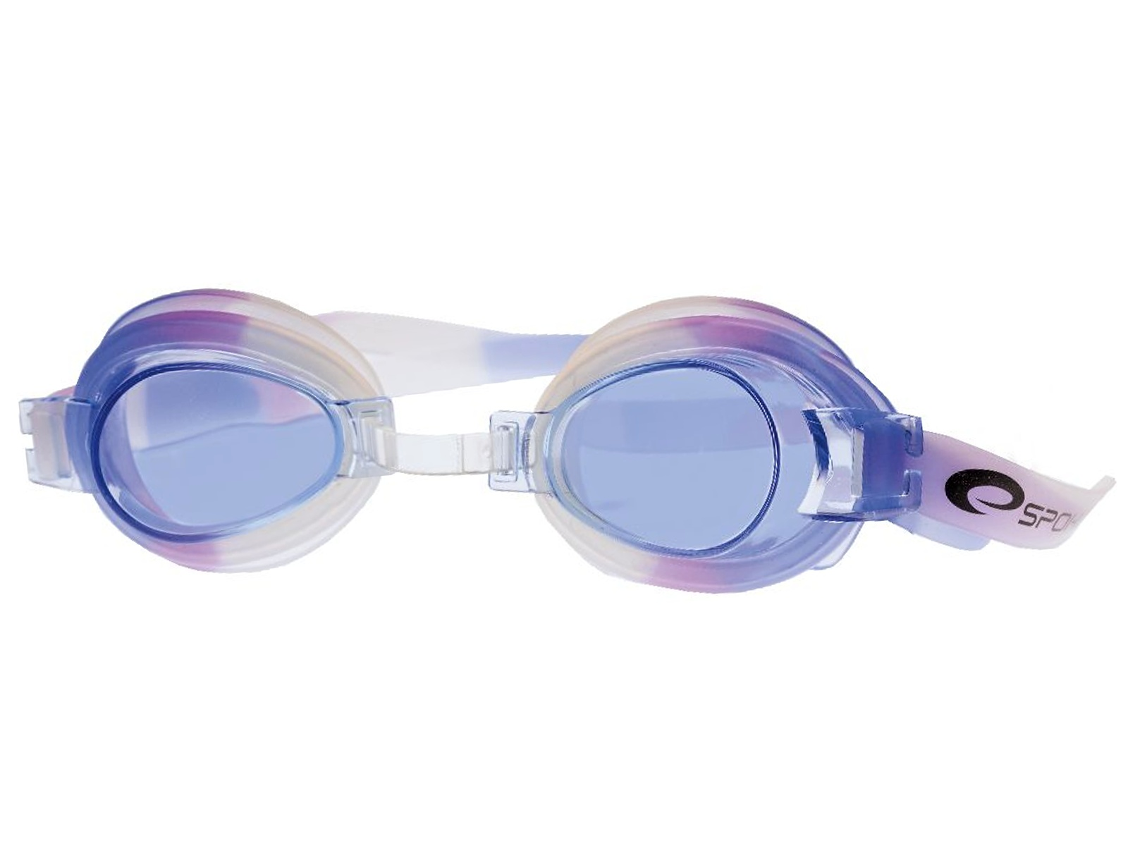 Plavecké brýle SPOKEY Jellyfish - fialové