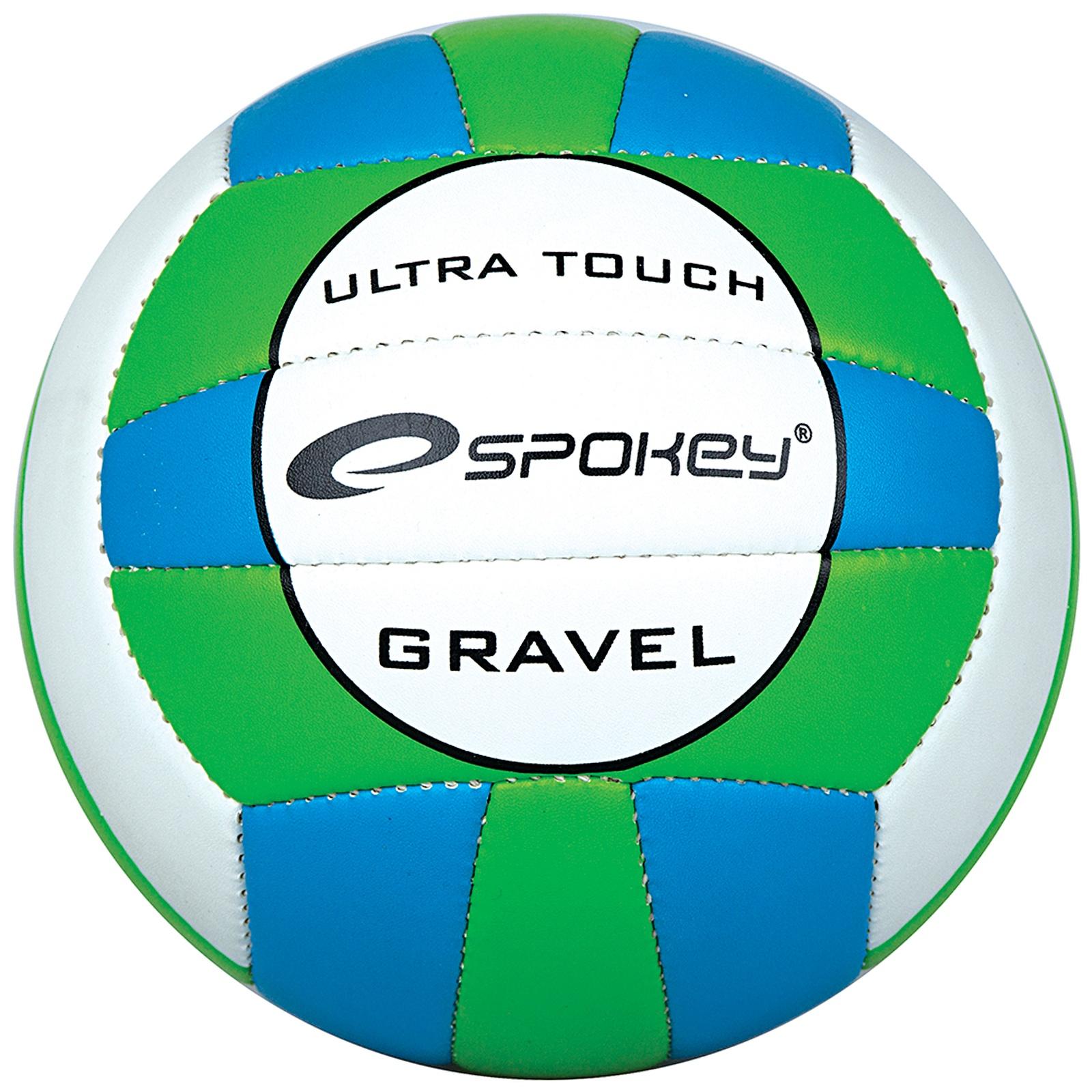 Volejbalový míč SPOKEY Gravel zelený