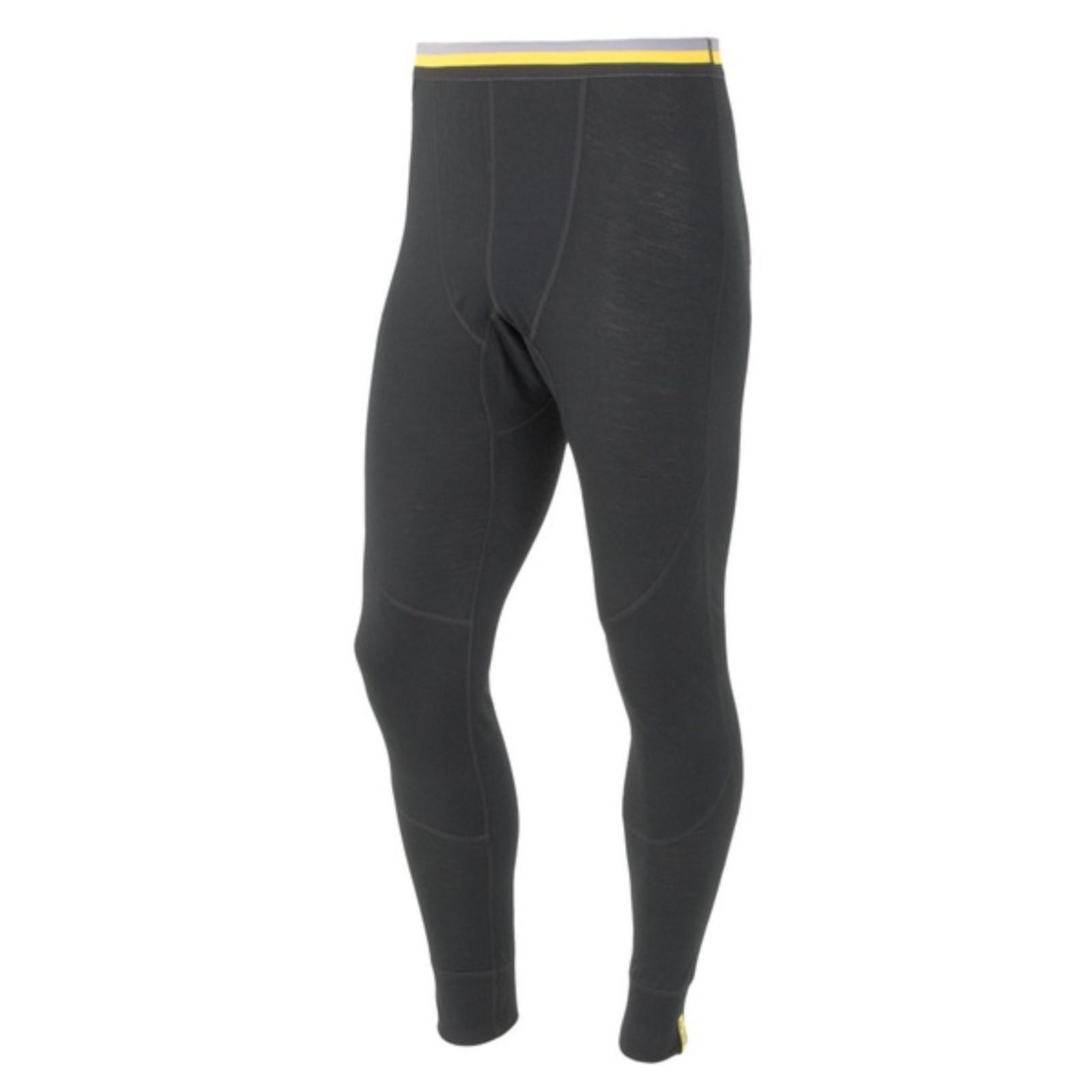 Sensor Merino Wool Active spodky černá pán.