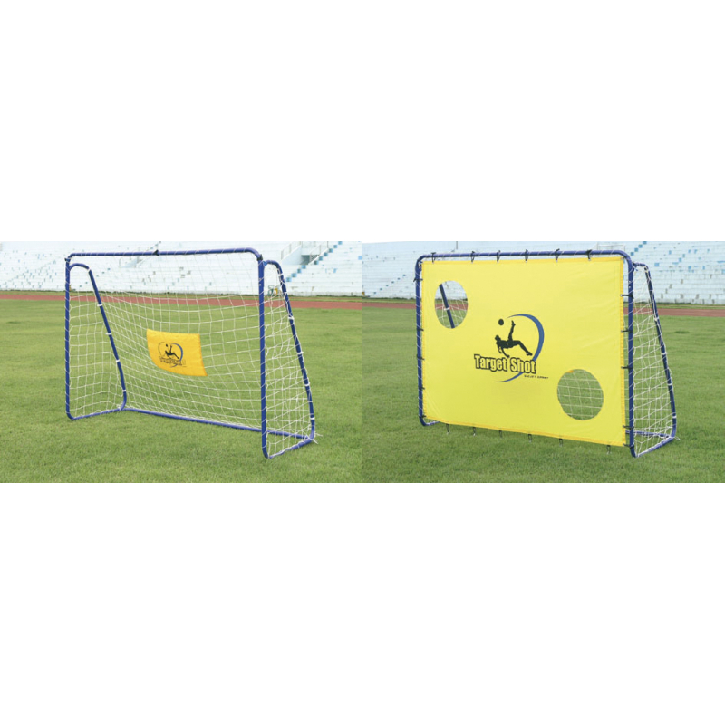 Fotbalová branka SPARTAN Fussballtor 2099 - 213 x 152 x 76 cm