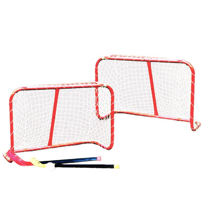 MASTER Goal 81 x 54 x 31 cm s hokejkami