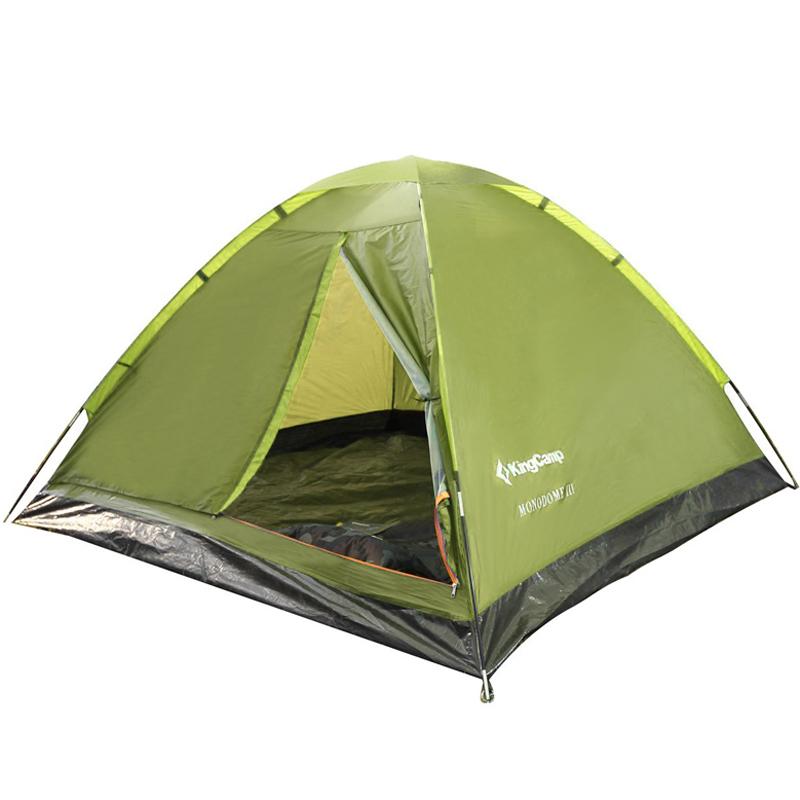Stan KING CAMP Monodome III zelený