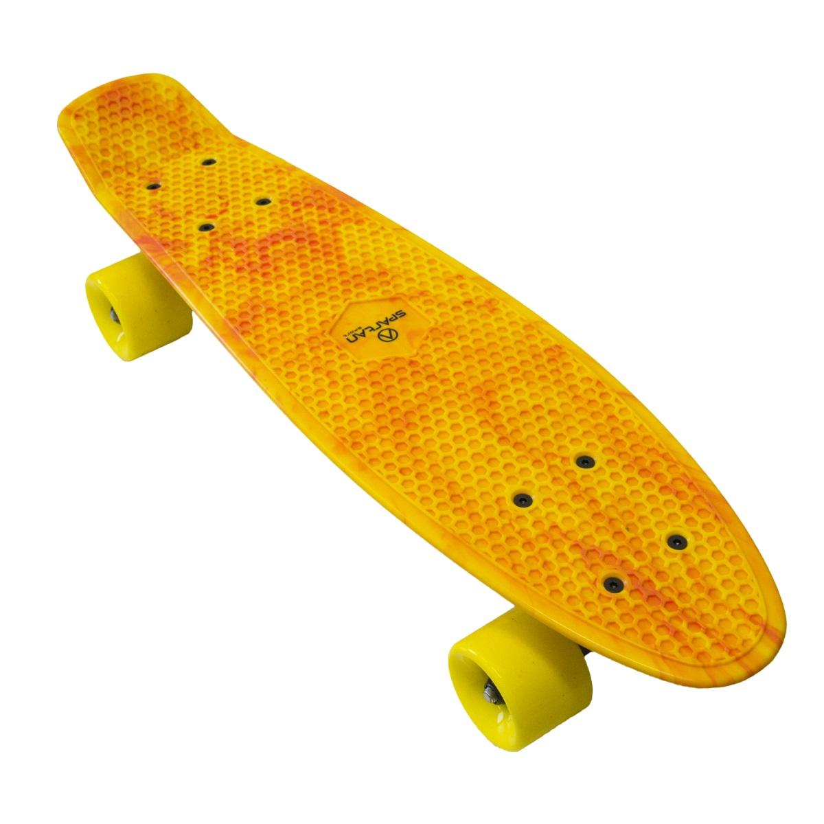 SPARTAN Plastic 22,5 - žlutý