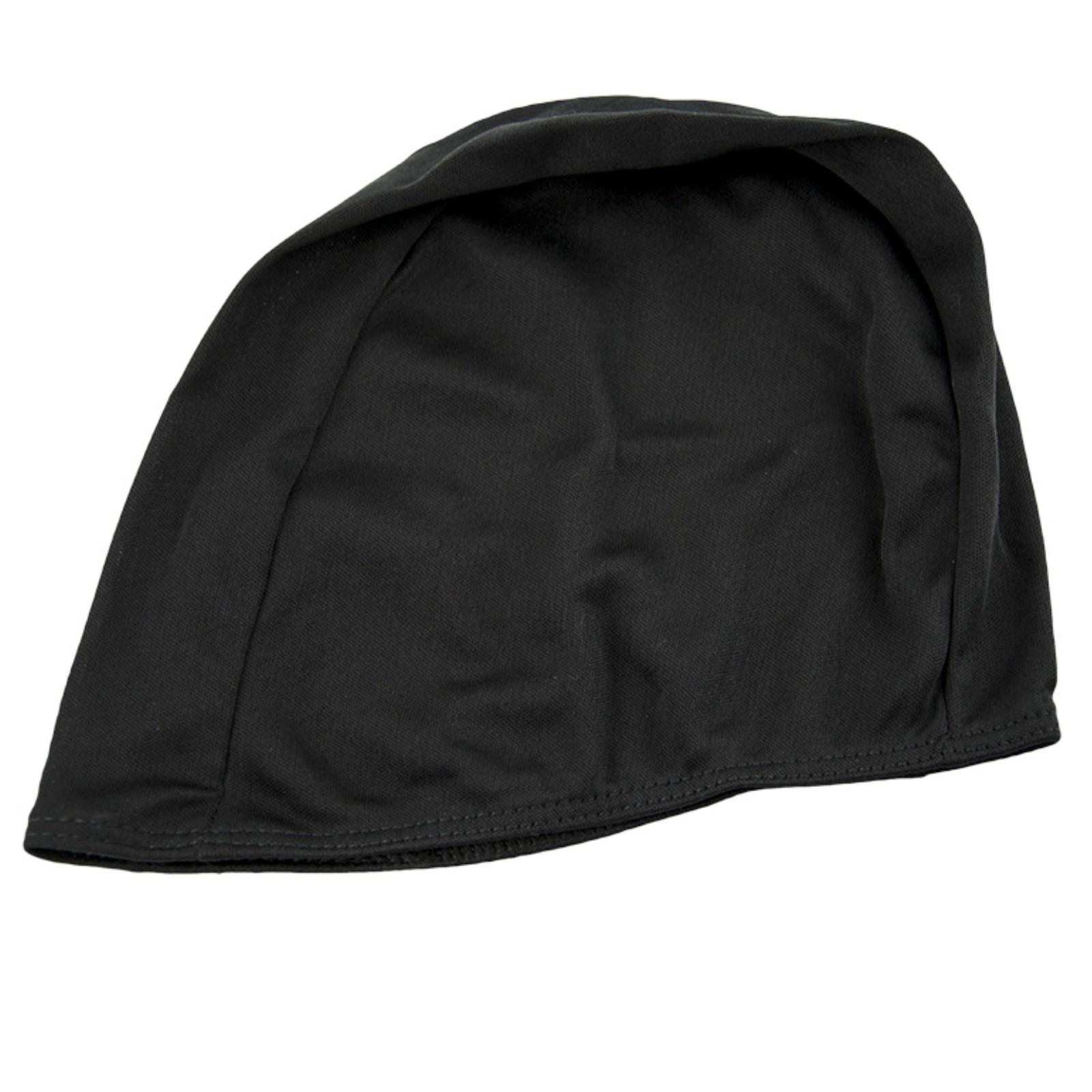 Koupací čepice Polyester 1901 junior - černá