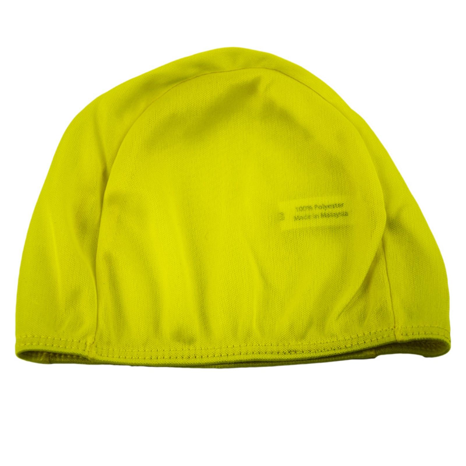 Koupací čepice Polyester 1901 junior - žlutá