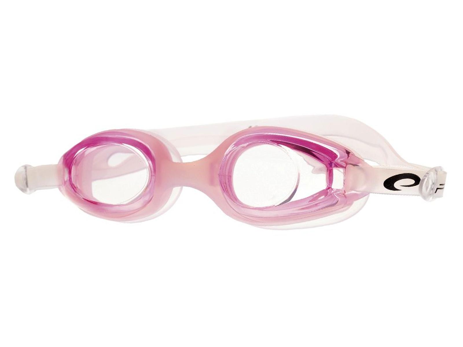 Plavecké brýle SPOKEY Seal - růžové