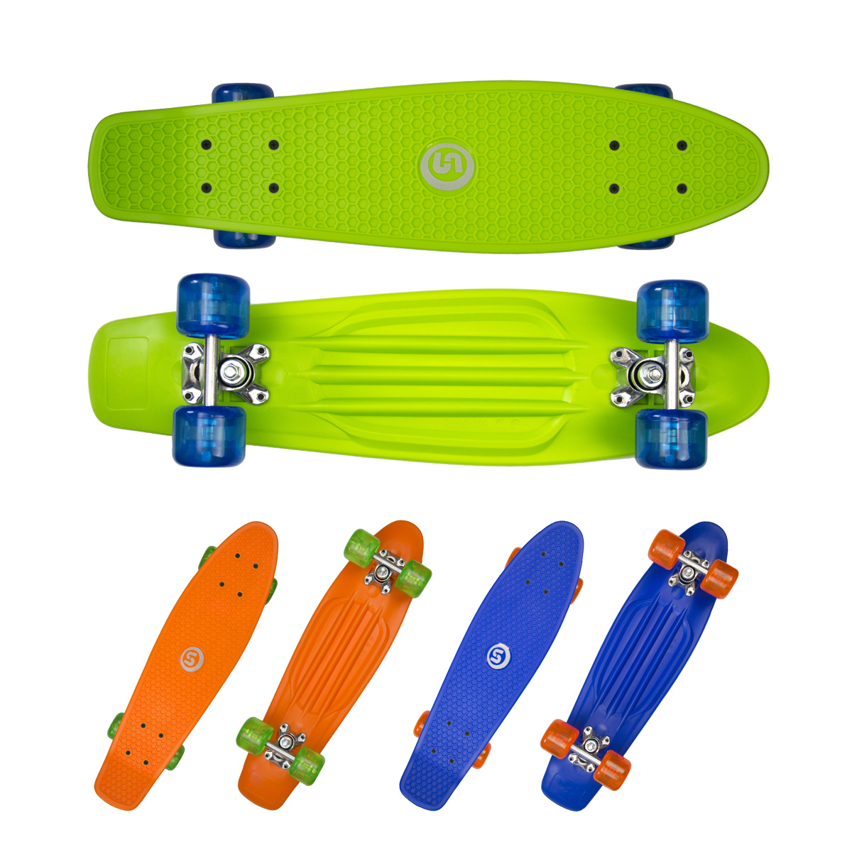 "Plastik board SPARTAN 24,5"""