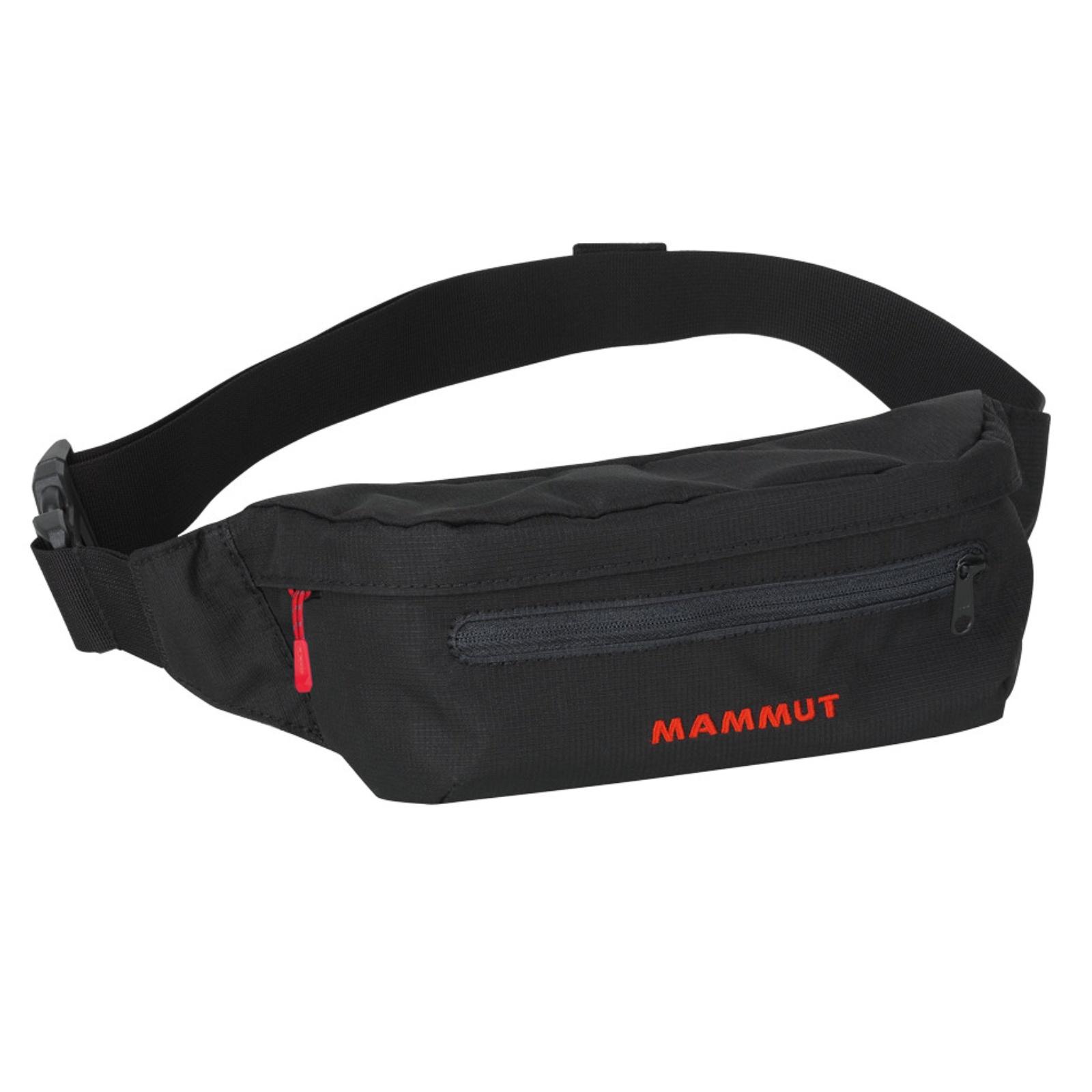 Ledvinka MAMMUT Classic Bumbag 1 - černá