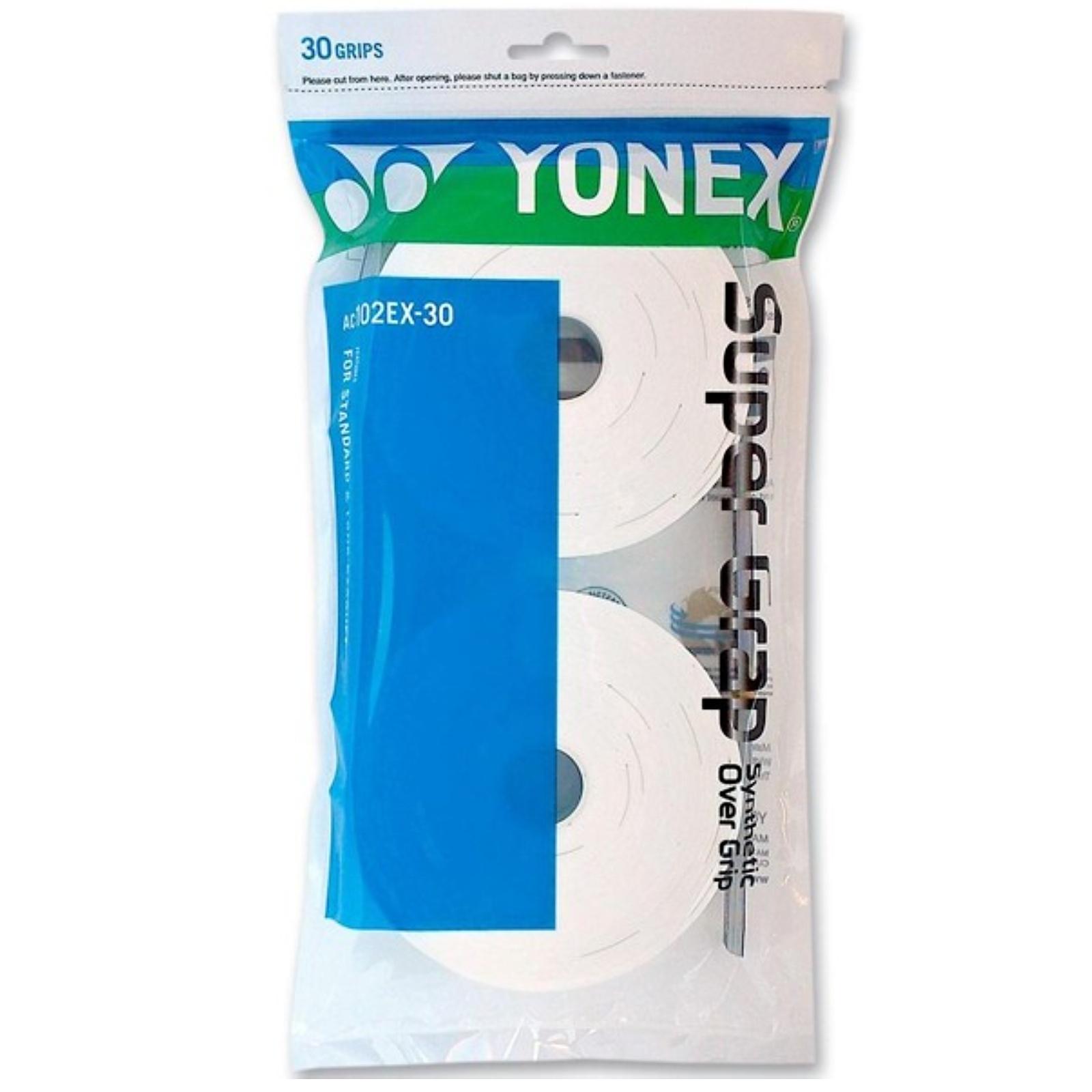 Squashová omotávka YONEX Super Grap 30 ks
