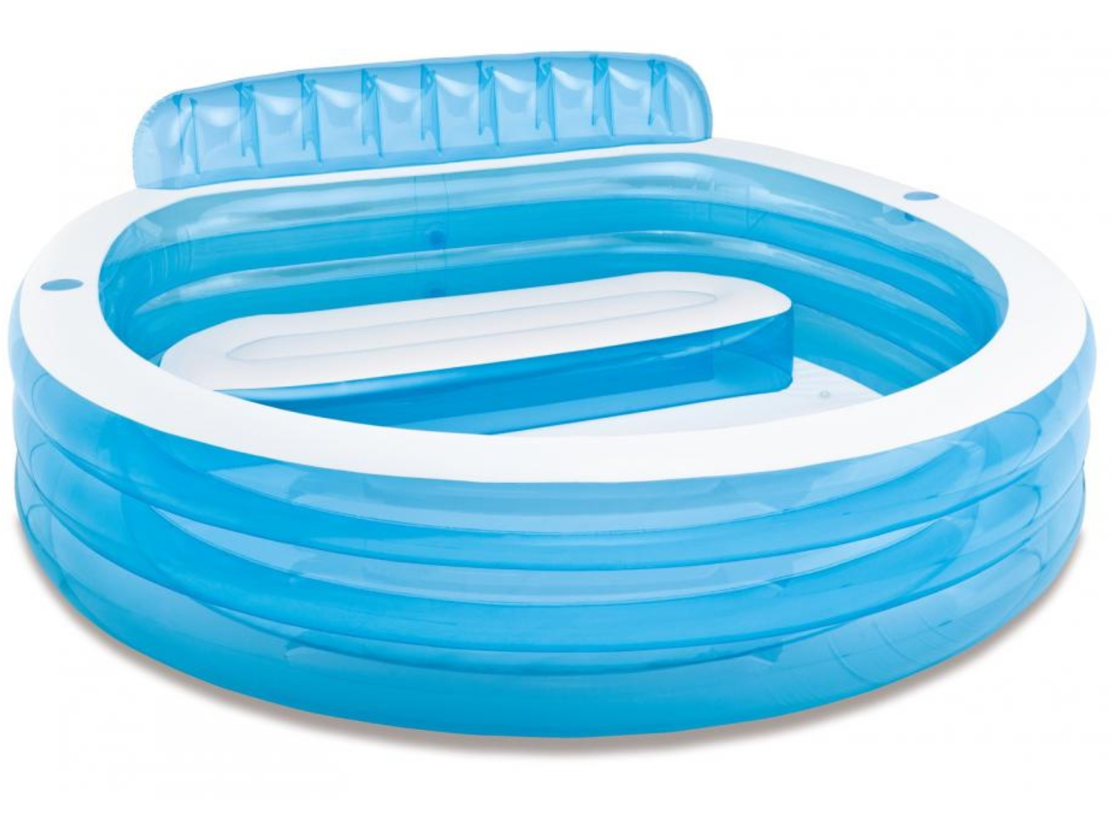 Nafukovací bazén INTEX Family Center 224 x 216 x 76 cm