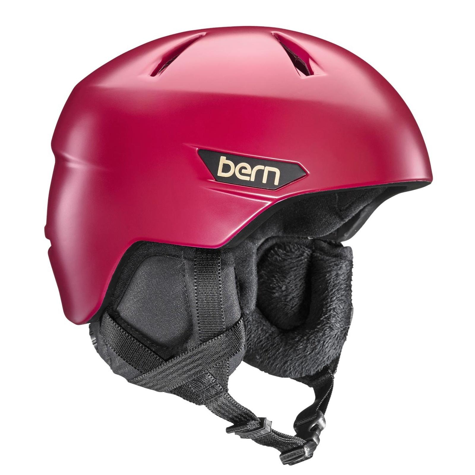 Helma BERN Bristow dámská červená - vel. XS-S
