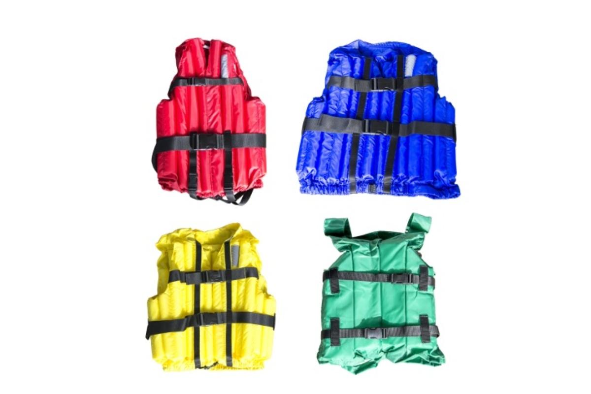 Plovací vesta MAVEL dětská žlutá
