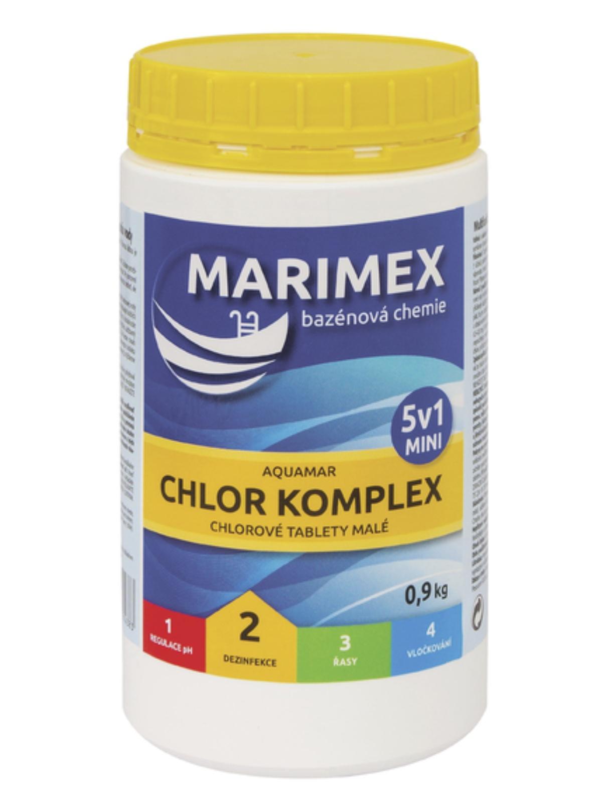 MARIMEX 11301211 AquaMar Komplex Mini 5v1 900g -