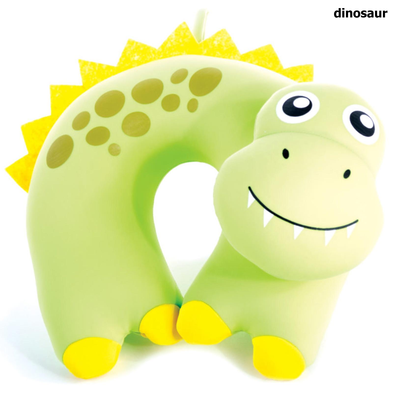 Cestovní polštářek SPOKEY Bambini dinosaur