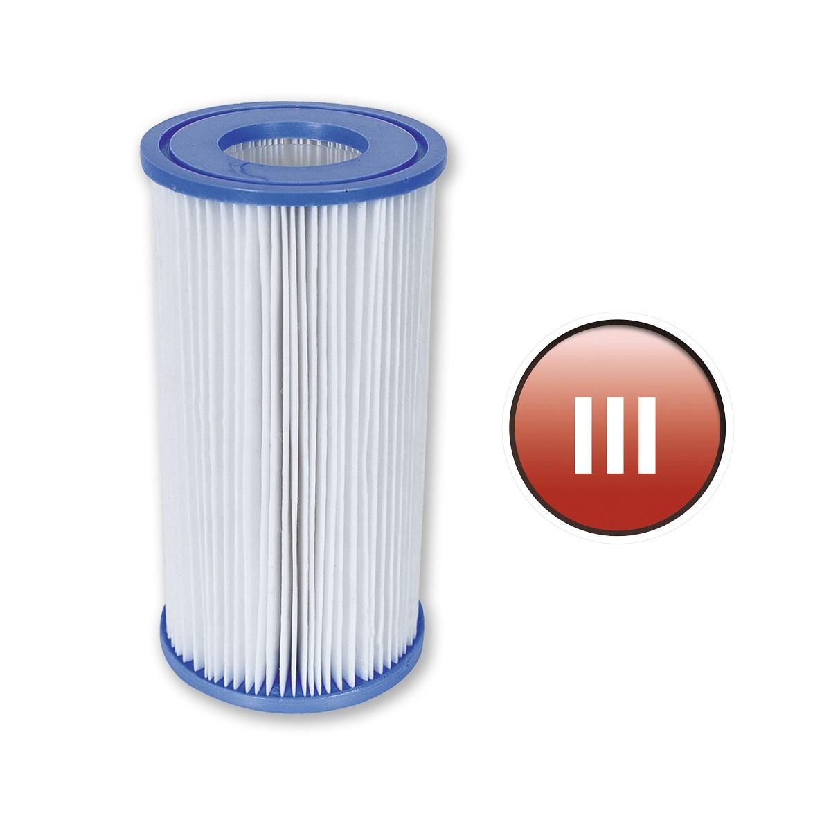 BESTWAY 58012 filtrační kartuše III