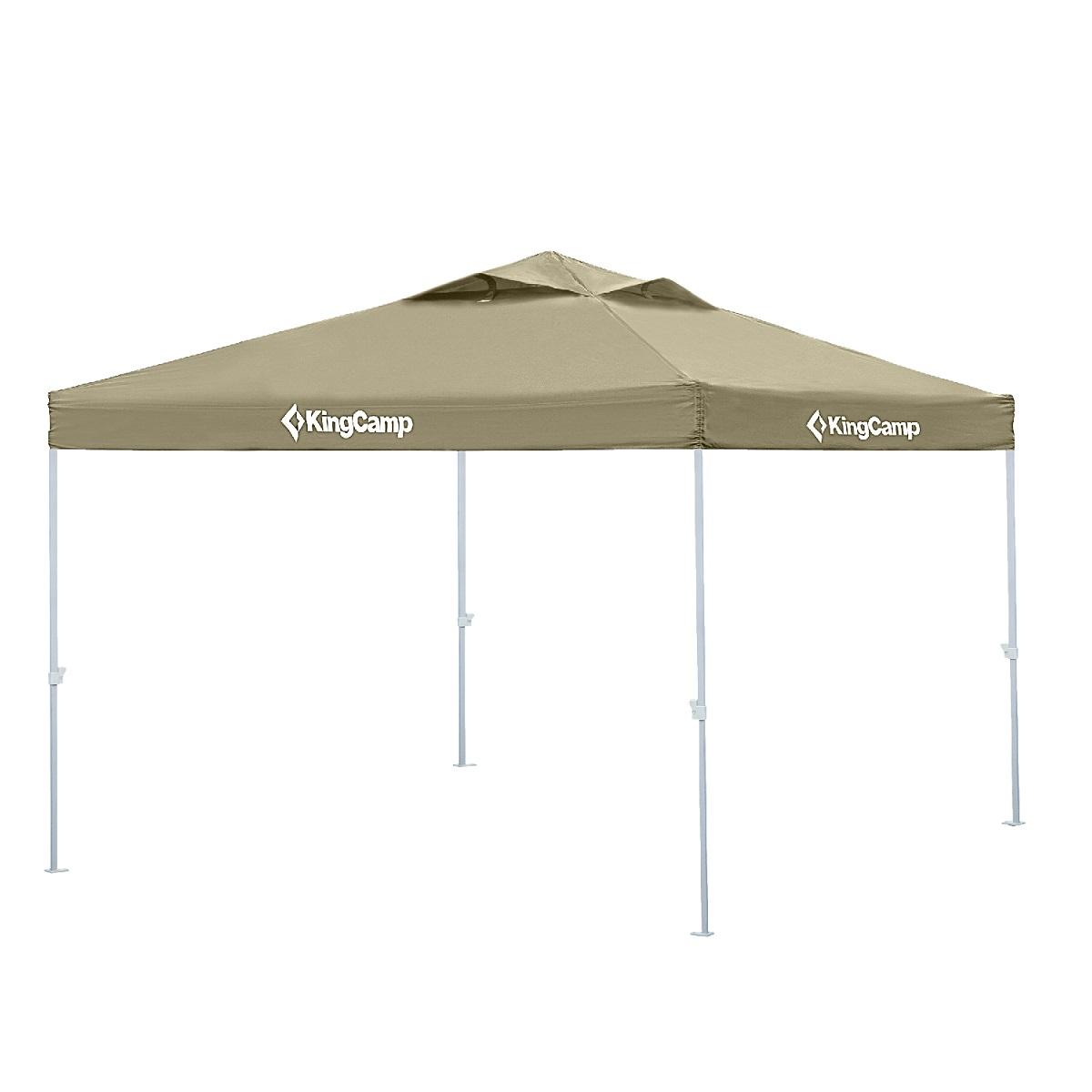 Stan - přístřešek KING CAMP Canopy L - béžový