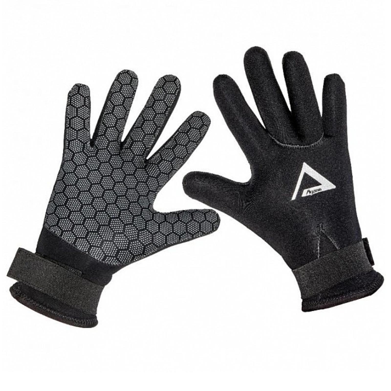 Neoprenové rukavice AGAMA Superstretch 5 mm - vel. M