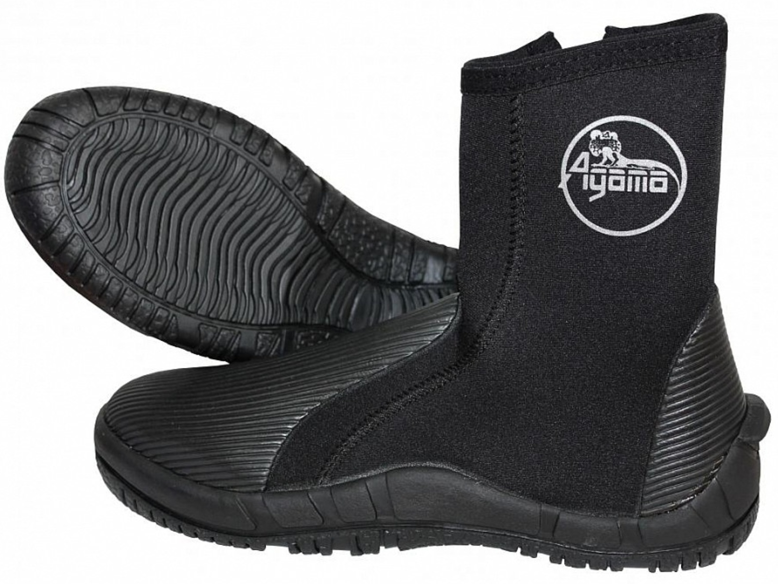 Neoprenové boty AGAMA Warcraft 5 mm - vel. 48