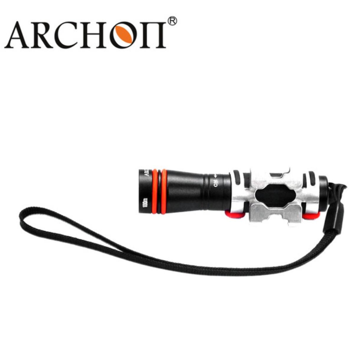 Svítilna ARCHON D1A - černá