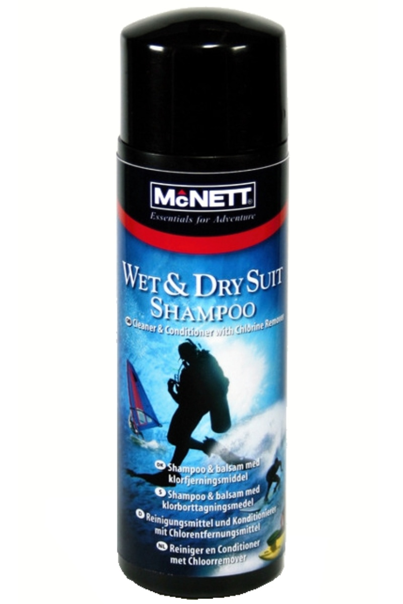 Šampon na neopren McNETT