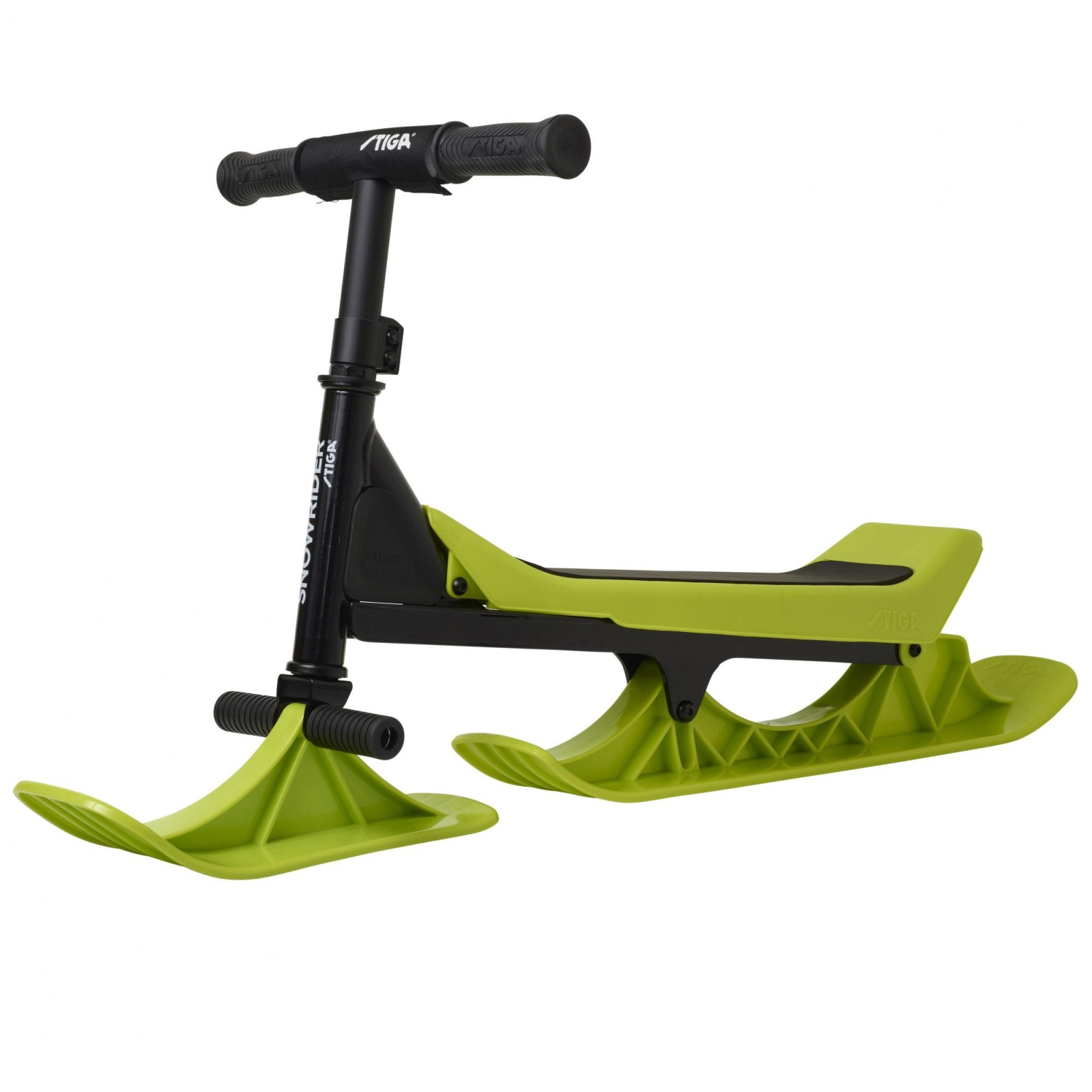 Sněžná koloběžka STIGA Snow Rider - černo-zelená