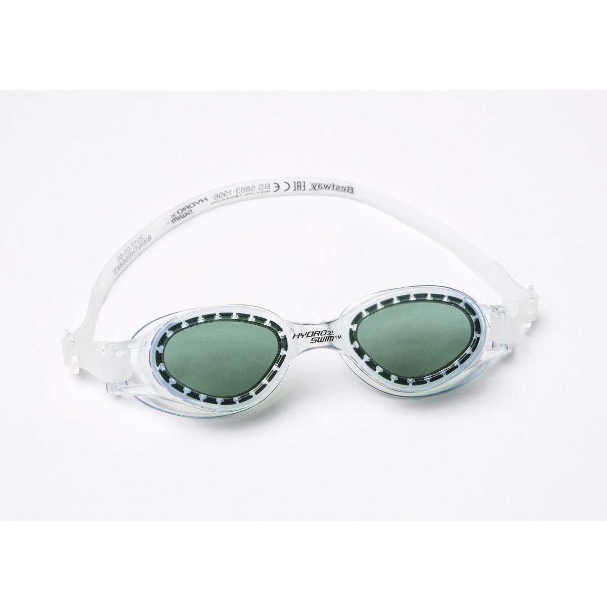 Plavecké brýle BESTWAY Hydro Swim 21063 - zelené