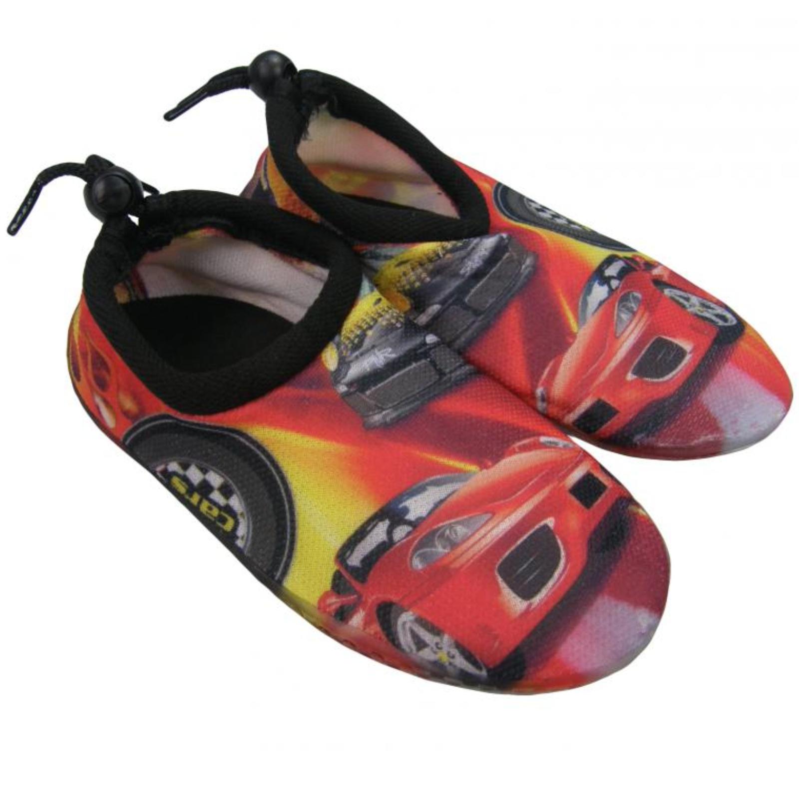 Boty do vody AQUA SURFING Cars