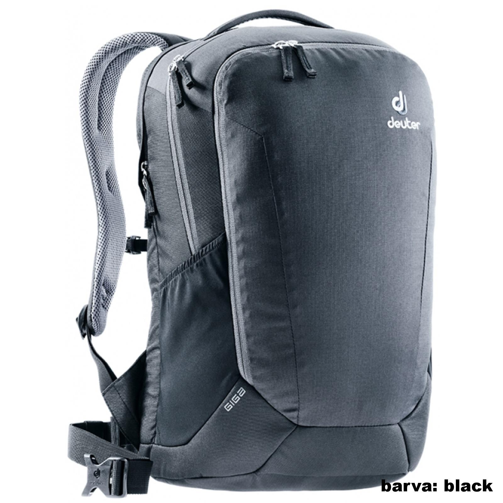 8b99bbcd96 Batoh DEUTER Giga - black