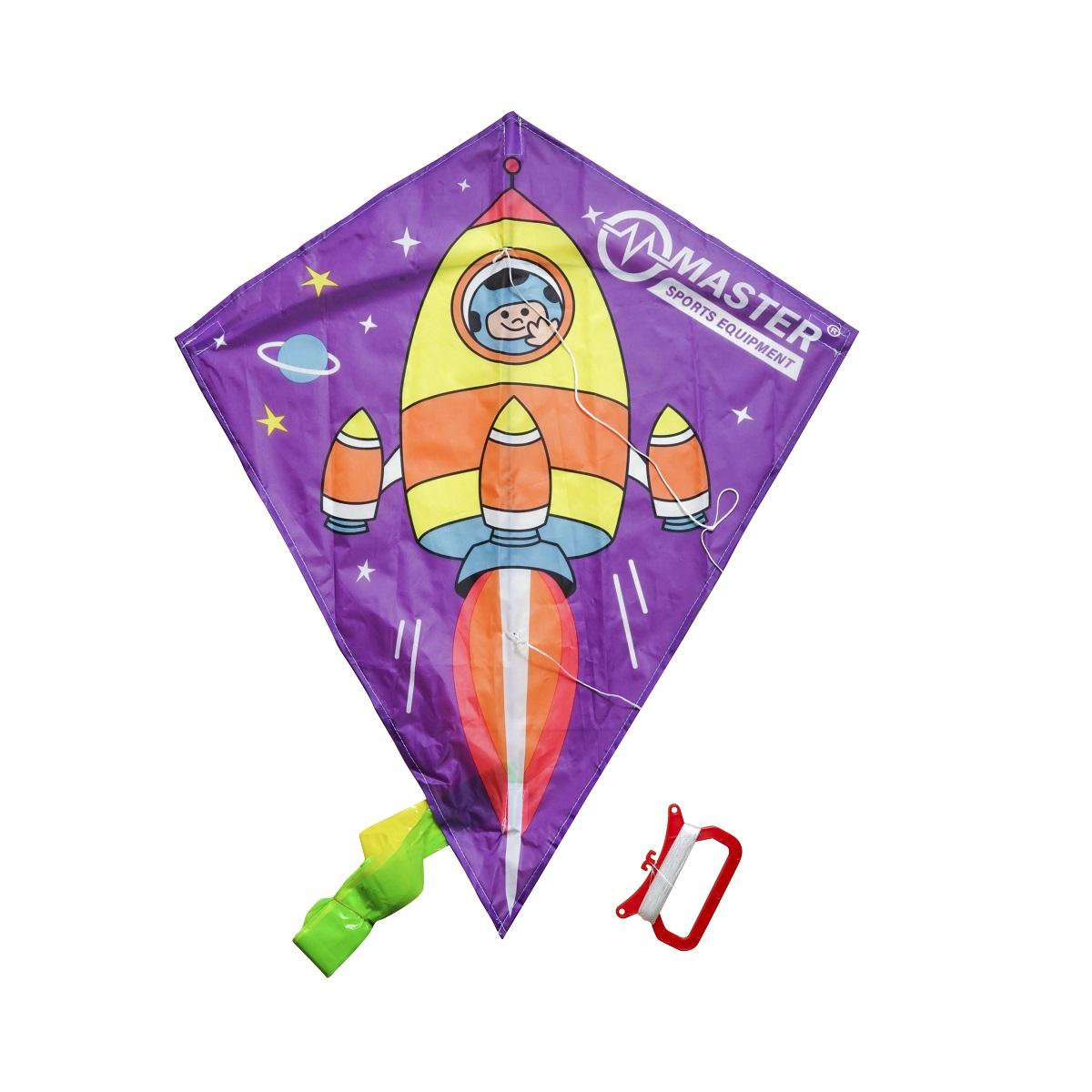 MASTER - raketa 60 x 70 cm nylon